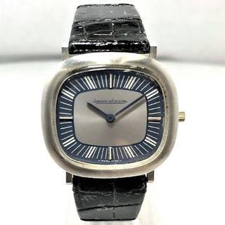ジャガールクルト(Jaeger-LeCoultre)のJAEGER LECOULTRE K18WG 金無垢 手巻き時計(腕時計(アナログ))