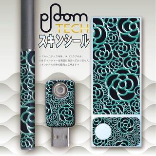 プルームテック(PloomTECH)のプルームテック スキンシール カメリア No.12 ploomtech(その他)