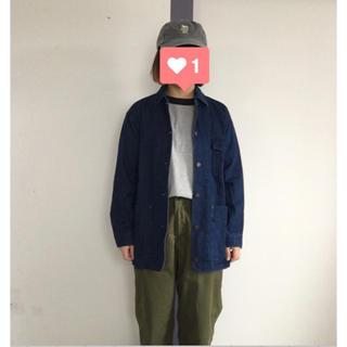 ジーユー(GU)のGU デニムジャケット(Gジャン/デニムジャケット)