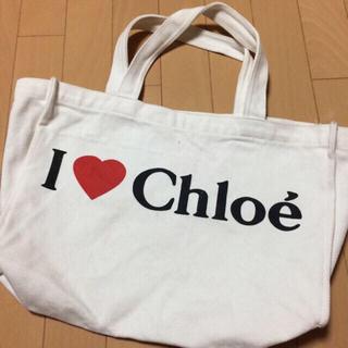 クロエ(Chloe)のクロエ トート(エコバッグ)