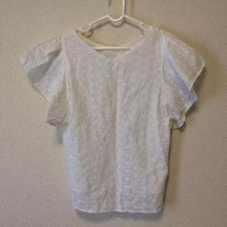 ジーユー(GU)のGU☆ブラウス(シャツ/ブラウス(半袖/袖なし))
