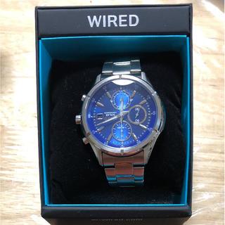 ワイアード(WIRED)のWIRED の時計(腕時計(アナログ))