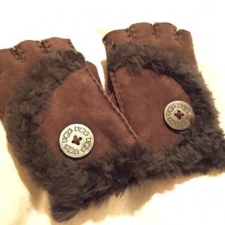 アグ(UGG)のUGGアググローブ手袋(手袋)