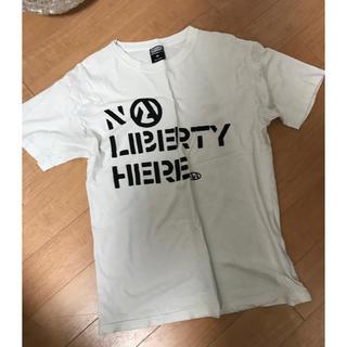 アンチクラス(Anti Class)のアンチクラス ホワイト Tシャツ 自由の女神 シンプル(Tシャツ/カットソー(半袖/袖なし))