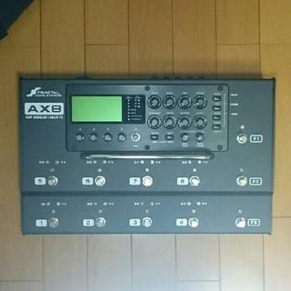 fractal audio AX8(エフェクター)