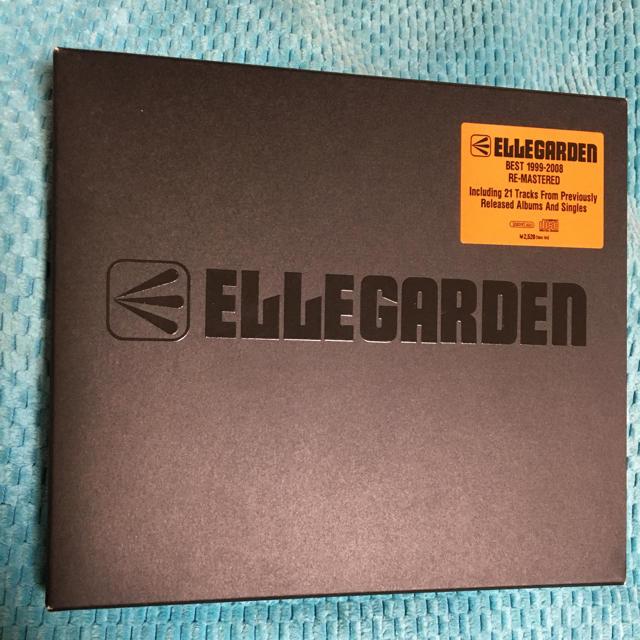 ELLEGARDEN BEST 1999-2008の通...