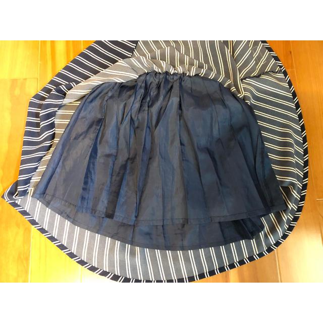 BREEZE(ブリーズ)のBREEZE☆130 スカート キッズ/ベビー/マタニティのキッズ服 女の子用(90cm~)(スカート)の商品写真