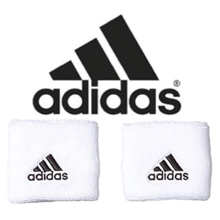 アディダス(adidas)のラスト1点!adidas tennis リストバンド 2個セット✰(バングル/リストバンド)