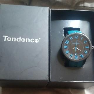 テンデンス(Tendence)のテンデンス ミディアムガリバー ファンキーブルー(腕時計(アナログ))