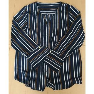 ロペピクニック(Rope' Picnic)のロペピクニック ストライプシャツ(シャツ/ブラウス(長袖/七分))