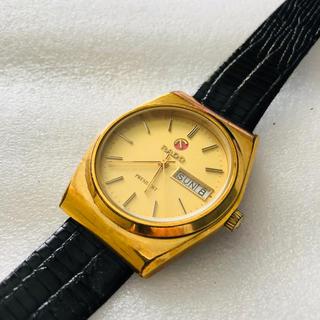 ラドー(RADO)のmen's*腕時計*RADO*ゴールド(腕時計(アナログ))