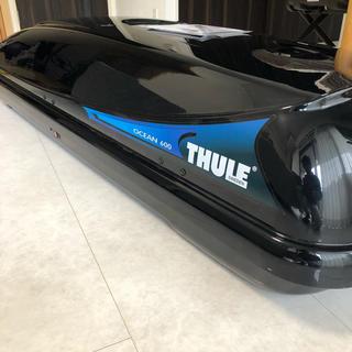 スーリー(THULE)の【リッキーさん専用】THULE スーリー OCEAN600 ルーフボックス(車外アクセサリ)