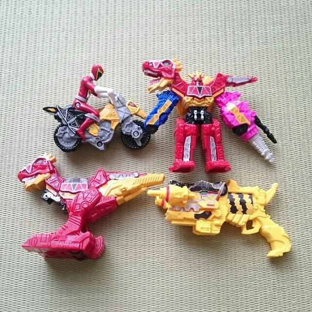 獣電戦隊 キョウリュウジャー おもちゃ 12点セット スーパー戦隊の通販