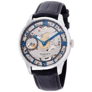 ティソ(TISSOT)の[ティソ]TISSOT 腕時計 シャミン・ドゥ・トゥレル・スケレッテ 機械式手巻(腕時計(アナログ))