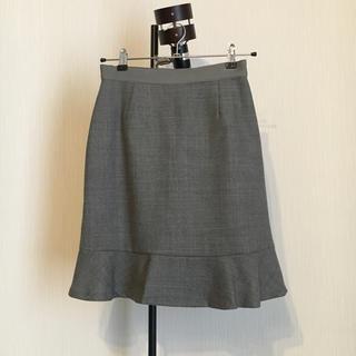 デビュードフィオレ(Debut de Fiore)のマーメイドスカート(ひざ丈スカート)