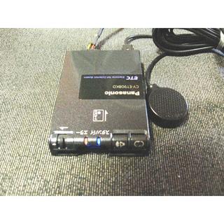 パナソニック(Panasonic)のPanasonic ETC車載器 CY-ET908KD(ETC)