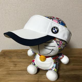 ビーエムダブリュー(BMW)の【新品未使用】BMW サンバイザー ゴルフ(ウエア)