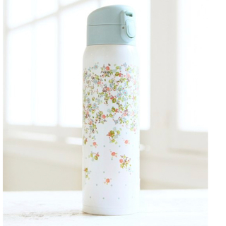 アフタヌーンティー(AfternoonTea)の新品 サーモス スリム 直飲みボトル 花柄 アフタヌーンティー (水筒)