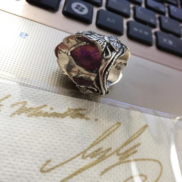 リリーエルランドソン WINTERリング メンズのアクセサリー(リング(指輪))の商品写真