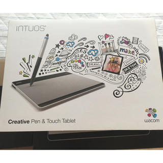 ☆ワコム☆Intous Creative Pen & Touch Table