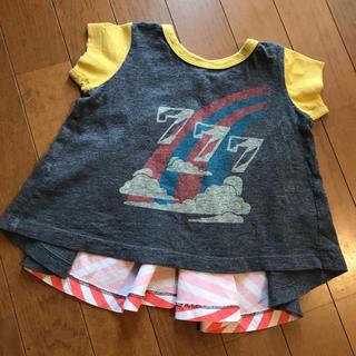 マーキーズ(MARKEY'S)のマーキーズ Tシャツ 80(Tシャツ)