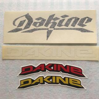 ダカイン(Dakine)のDAKINE ステッカー セット(アクセサリー)