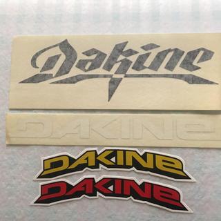 ダカイン(Dakine)のDAKINE ステッカー セット(サーフィン)