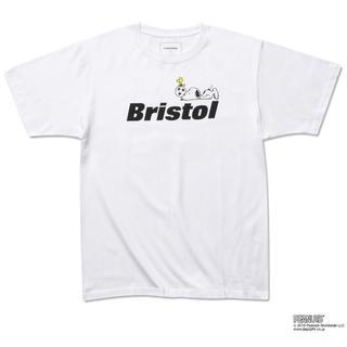 エフシーアールビー(F.C.R.B.)の【XL】新品 FCRB SNOOPY BRISTOL TEE(Tシャツ/カットソー(半袖/袖なし))