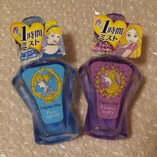 ディズニー(Disney)のディズニープリンセス フレグランスミストセット (香水(女性用))