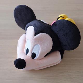 ディズニー(Disney)の【Disney】ミッキー 帽子 / カチューシャ / かぶりもの(キャラクターグッズ)