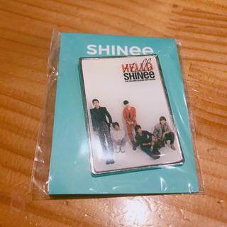 シャイニー(SHINee)のSHINee☆歴史を辿るヒストリーピンバッチ 07:Hello(K-POP/アジア)