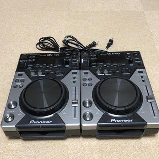 パイオニア(Pioneer)のCDJ-400(CDJ)