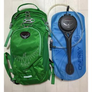 オスプレイ(Osprey)のオスプレー パックパック&3Lハイドレーションパック(バッグ)