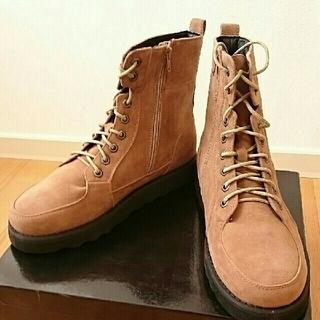 キルデリク(CHIL DERIC)の【新品未使用】キルデリク CHILDERIC ブーツ サイドジップ(ブーツ)
