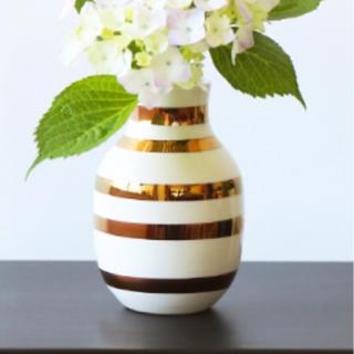 ケーラー(Kahler)の未使用 ケーラー花瓶 s☆値下げ☆(花瓶)