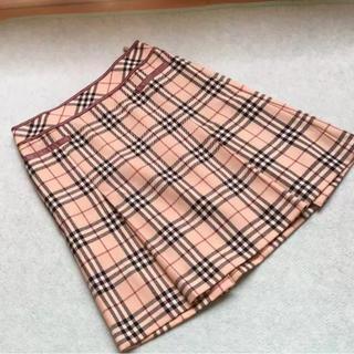 Burberry ブルーレーベル スカート