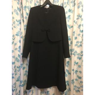 ニッセン(ニッセン)のブラックフォーマル 11号 喪服(礼服/喪服)