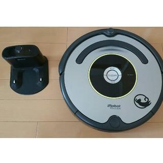 アイロボット(iRobot)のルンバ iRobot630(掃除機)