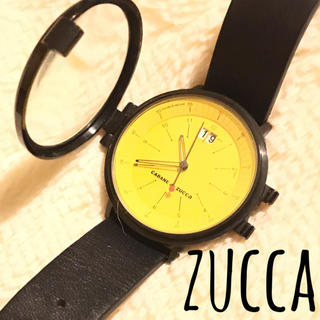 c0896487a2 カバンドズッカ(CABANE de ZUCCa)のCABANE de ZUCCa 時計 スケール(腕時計)