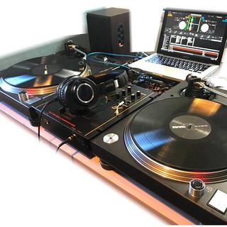 Technics SL1200 MK-5  DJセット1式(ターンテーブル)