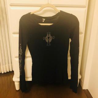 クロムハーツ(Chrome Hearts)のクロムハーツ✨レディーストップス(Tシャツ(長袖/七分))