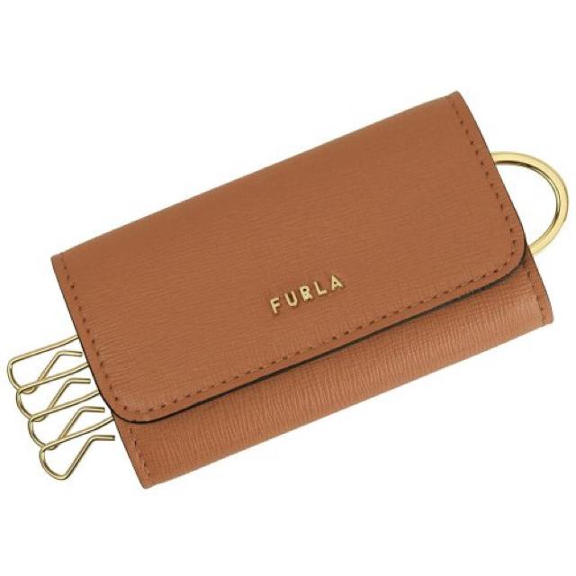 Furla(フルラ)の新品 フルラ 牛革 キーケース 大特価タイムセール‼️ レディースのファッション小物(キーホルダー)の商品写真