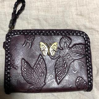 アナスイ(ANNA SUI)のアナスイ  カード入れ付き キー&コインケース(コインケース)