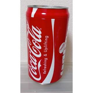 コカコーラ(コカ・コーラ)のコレクターの方に☆大きいコカコーラ缶☆小物入れ?(小物入れ)