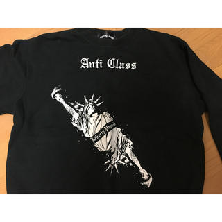 アンチクラス(Anti Class)のAntiClassトレーナー(スウェット)