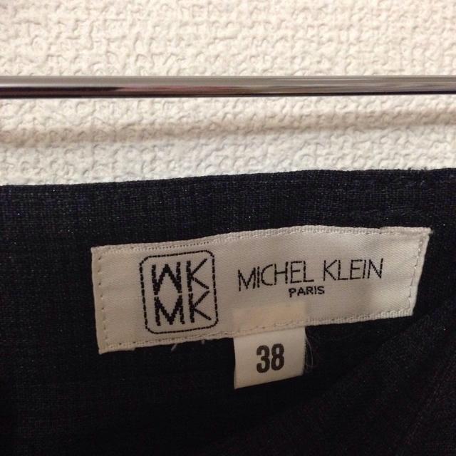 MICHEL KLEIN(ミッシェルクラン)のMK ミッシェルクラン スーツ パンツ レディースのフォーマル/ドレス(スーツ)の商品写真