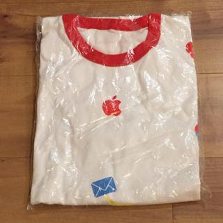 アップル(Apple)の未開封!アップル ラッキーバッグ2014年 ラッキーバッグtシャツ 非売品(Tシャツ/カットソー(半袖/袖なし))