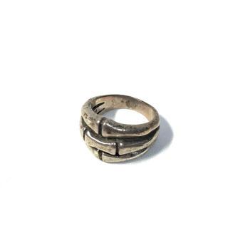コムデギャルソン(COMME des GARCONS)のSilver925 Vintage Stone Wall Ring(リング(指輪))