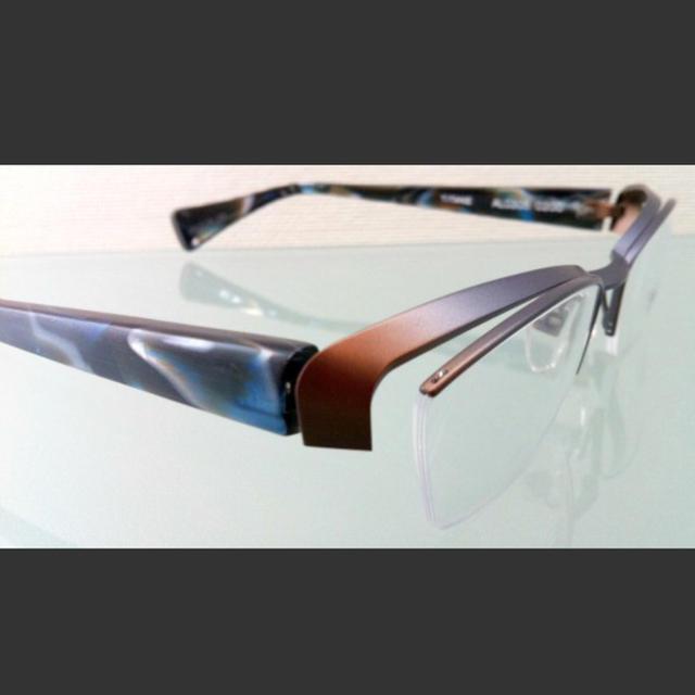 alanmikli(アランミクリ)のアランミクリ  メンズのファッション小物(サングラス/メガネ)の商品写真