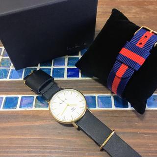 アーバンリサーチ(URBAN RESEARCH)の▶︎N.A.R.K様専用◀︎hawk company 腕時計(腕時計)